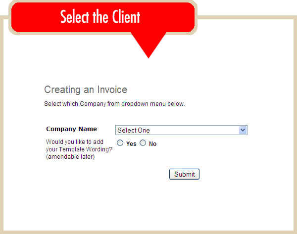 How to create an online invoice with iInvoicing's online invoice system